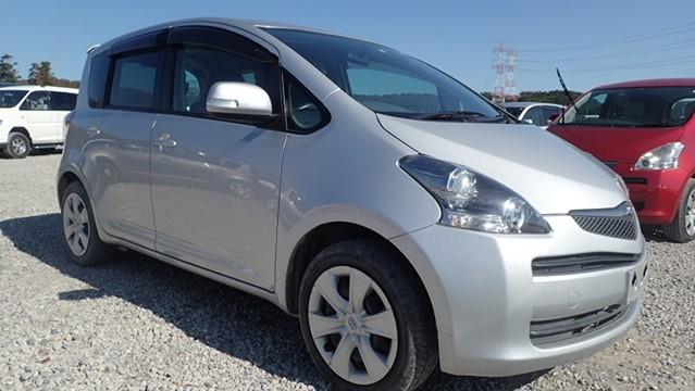 Campeão de vendas em Moçambique, o Toyota Ractis