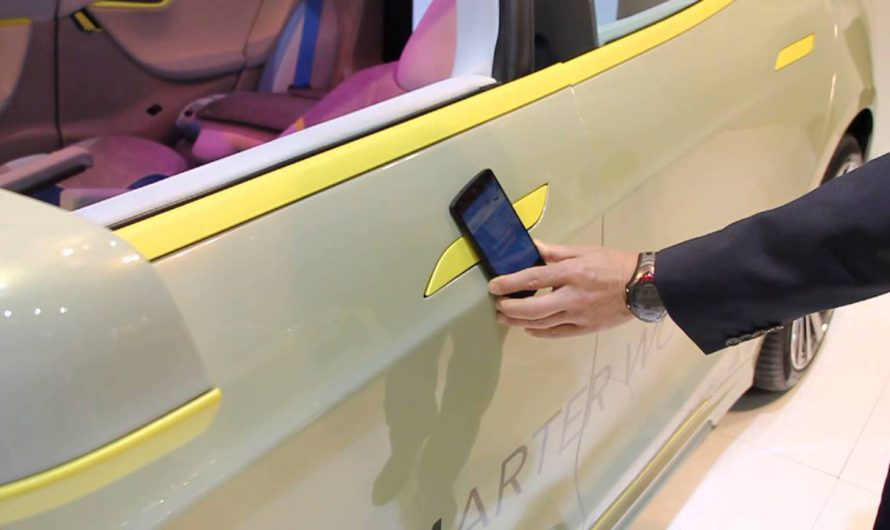 Your Phone Will Be Able to Unlock Your Car Even After the Battery Runs Out! How?