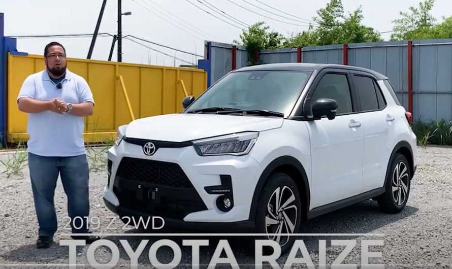 TOYOTA RAIZE Z Review /Completely reviewed by a car specialist!!