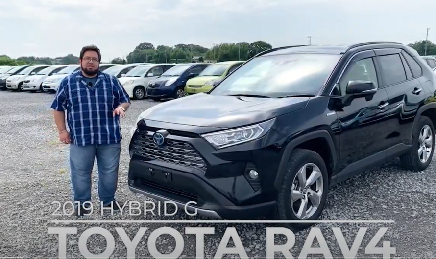 TOYOTA RAV4 HYBRID G Review /reviewed by a car specialist!!